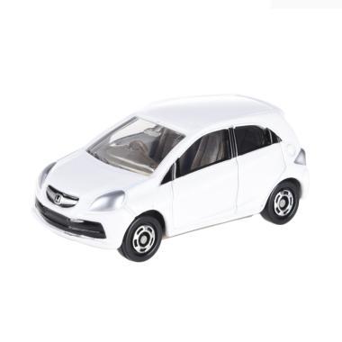 Tomica Honda Brio Tafta White Diecast