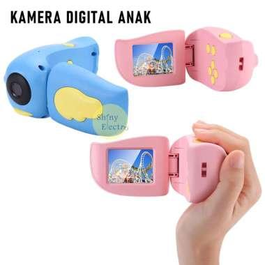 harga Kamera Digital Anak Camera LSR Foto DSLR Mirror Less Hadiah Kado Lucu Pink Blibli.com