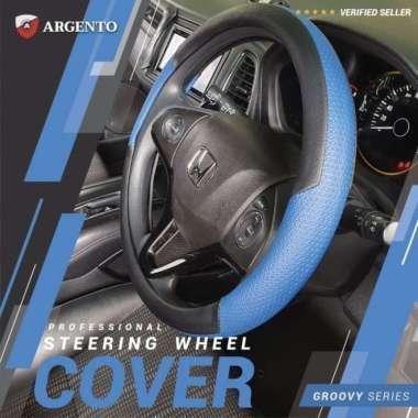 harga Vw Phaeton Safari Sarung Steer Stir Cover Setir Mobil Groovy Argento Biru Hitam Blibli.com