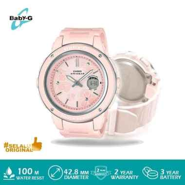 Baru Jam Tangan Casio Baby-G Bga-150Fl-4Adr Original Murah Trendy Multicolor
