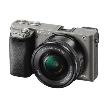 SONY Alpha A6000 KIT 16-50mm f/3.5-5.6 Kamera Mirrorless