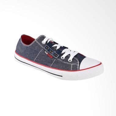 Carvil Canvas Mens Shoes Sepatu Casual Pria - Denim Toronto-M