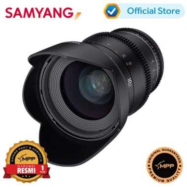 Samyang VDSLR 35mm T1.5 MK2 Nikon F