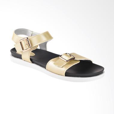 Carvil HARARE-02L Sandal Wanita - Gold