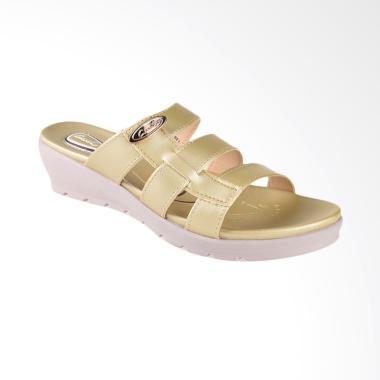 Carvil SONORA-02L Sandal Wanita - Gold