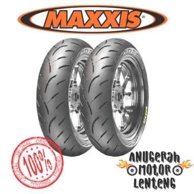 Ban Tubeless Ban Belakang NMax Maxxis Victra S98 140 / 70 - 13