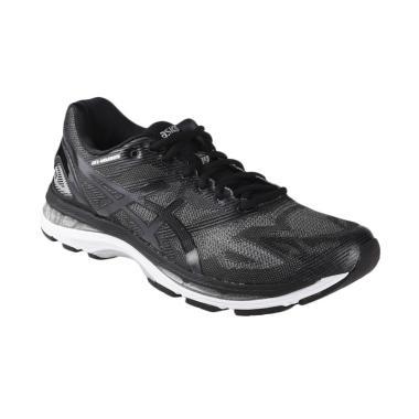 Asics Men Running GEL-NIMBUS 19 Sepatu Lari Pria [ASIT700N9099]
