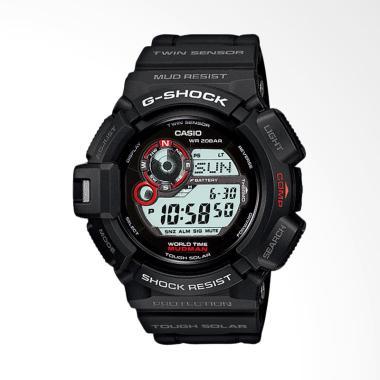 Casio G-Shock Resin Jam Tangan Pria - Hitam G-9300-1