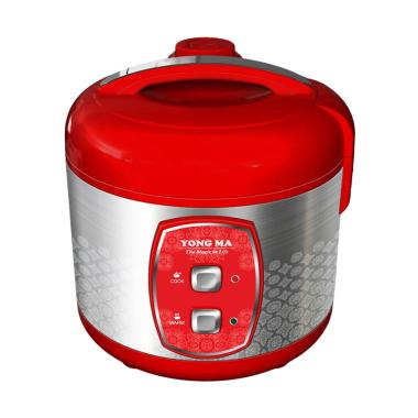 Yong Ma YMC 502 Rice Cooker - Red [2.0 L]