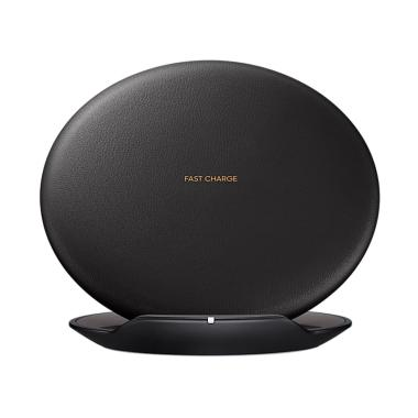 Samsung Convertible Pad & Stand Wireless Faster Charging - Hitam