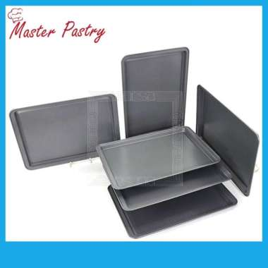 Loyang Kue Anti Lengket / Master Pastry Cookie Pan S 13