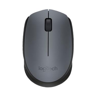 Logitech M171 Wireless USB Mouse - Hitam