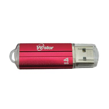 Flashdisk WStor 4 GB Model Solid USB2.0