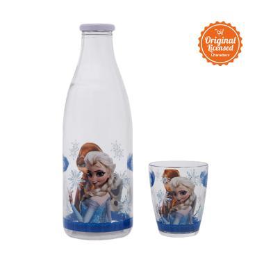 Frozen Bottle Set Peralatan Makan Anak