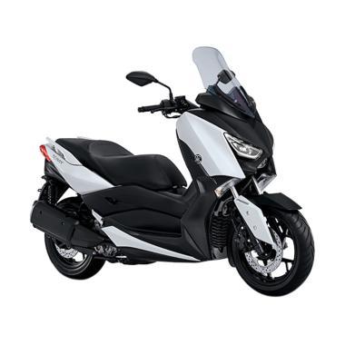 Indent - Yamaha XMAX Sepeda Motor - Elegant White
