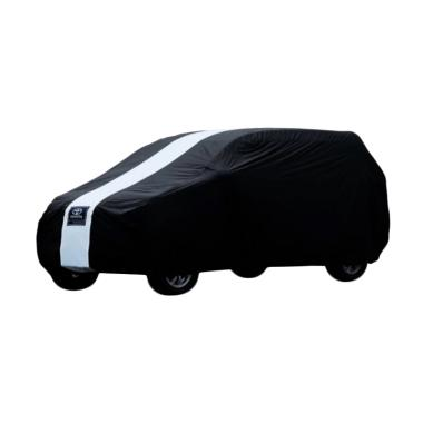 Cover Super Sarung Mobil for Toyota Cayla - Hitam Putih