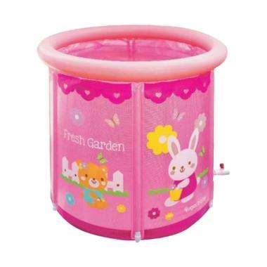 harga Sugar Baby Baby Spa Baby Swimming Pool Kolam Renang - Pink [90x80 cm] Blibli.com