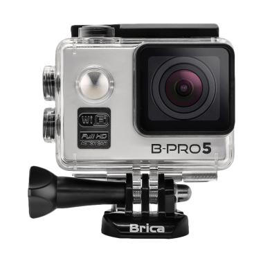 Brica B Pro 5 Alpha Edition Mark II Action Cam - Silver