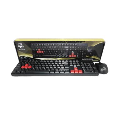 DIGIGIER WK 101 Wireless Keyboard and Mouse