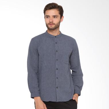 ORNITH Long Sleeve Shirt Baju Koko Pria 9187.L