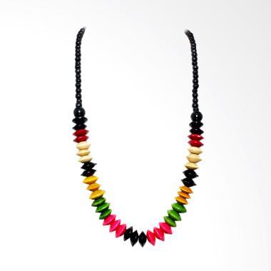 Shvana Mavis Kalung Wanita - Multicolor