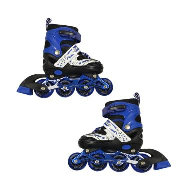 Allsportinggoods Power Speed Sepatu Roda - Biru