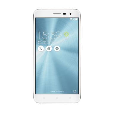 Asus Zenfone 3 ZE520KL Smartphone - White [32 GB/4 GB]