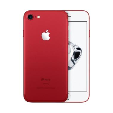 Apple iPhone 7 128GB Smartphone - Red [New bukan Refurbish]