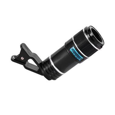 Godric Universal Premium Tele Lens 12x Clip for Smartphone
