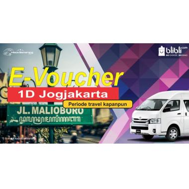 harga Hiace Semarang.com 1D Jogjakarta E-Voucher Blibli.com