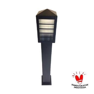 ATN LT 008 Lampu Taman Minimalis - Hitam