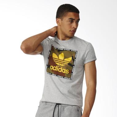 adidas Originals Camo Box T-Shirt AZ1086