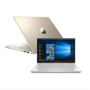harga NOTEBOOK HP 14-FQ0023AU Athlon-3150U 8GB 512GB GOLD Blibli.com