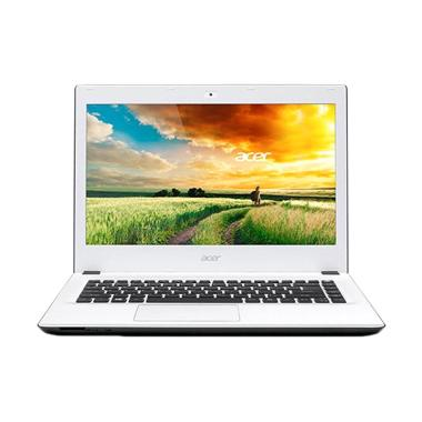 Acer E5-473G - Laptop - White [Inte ... 2GB/14 Inch/WIN 10].RESMI