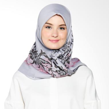 Elzatta Kaila Lazria Hijab - Grey
