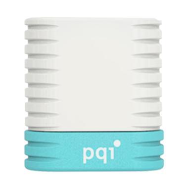 Pqi U606L USB Pen Drive Flash Disk - Blue [8 GB]