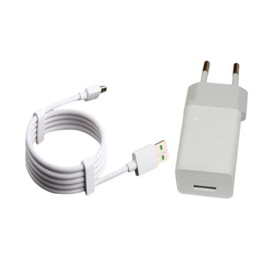 OPPO Original AK779 Fast Charging C ...  Kabel 7 Pin VOOC - White