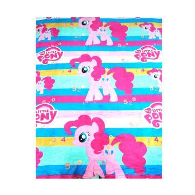 OEM Karakter Little Pony Selimut Bulu