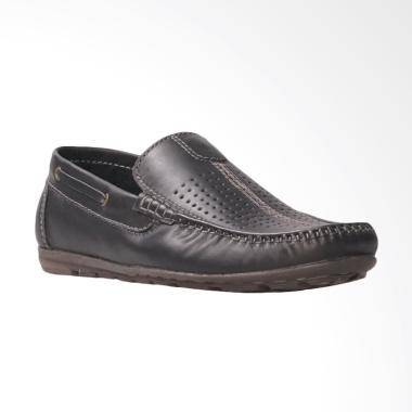 Tony Perotti Loafers Artiro Sepatu Pria - Black