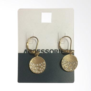 Mastindo Accessories Earring MA-492085 Anting Wanita - Gold