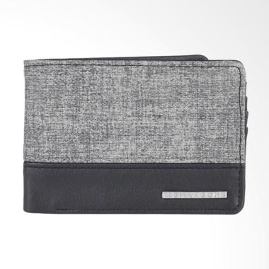 Billabong Heather Gheall Wallet Pria - Grey 9671214C