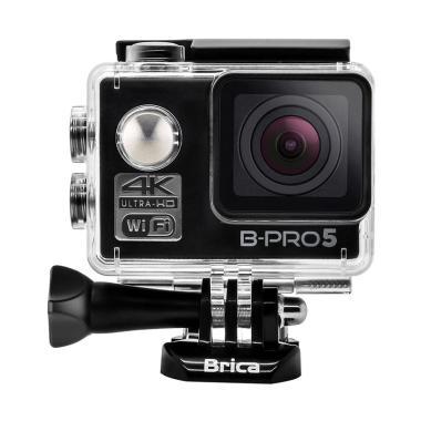 Brica B-PRO 5 Alpha Edition Mark II ... ith 3 Way Monopod - Hitam