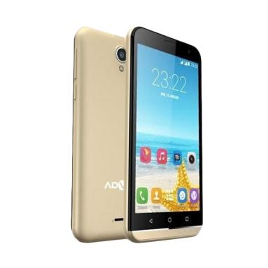 Advan S50K Vandroid Smartphone - Gold [8GB/1GB]