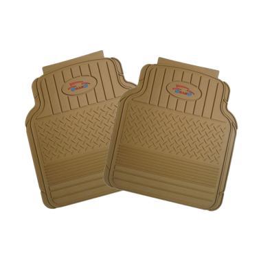 Rubber Car Mats  Universal  / Karpet Mobil Karet [ Size S]
