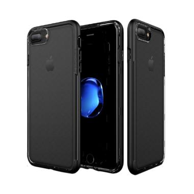 Patchworks Sentinel Matte Casing for iPhone 7 Plus - Black