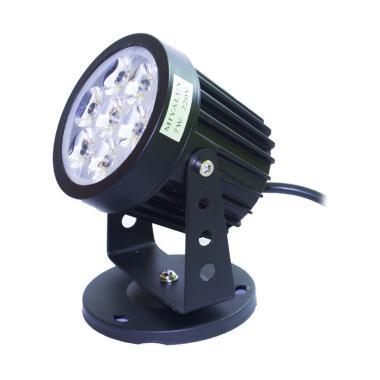 Miyalux Lampu Sorot LED - Putih [7 W]