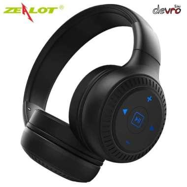 harga New Zealot B20 Wireless Headset Bluetooth Headphone with Mic Berkualitas Blibli.com