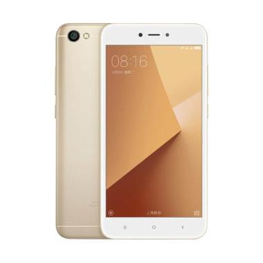 Xiaomi Mi Note 5A Smartphone - Gold [16 GB/2 GB]