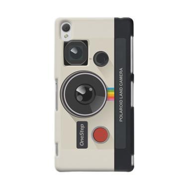 Premiumcaseid Retro Polaroid Camera Hardcase Casing for Sony Xperia Z3