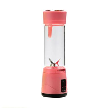 Remax RT-KG01 Original Mulitifuncti ... r Blender Portable - Pink